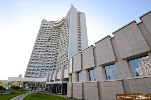 Hotel-Belarus-Minsk 11