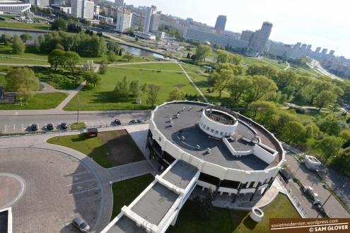 Hotel-Belarus-Minsk 4